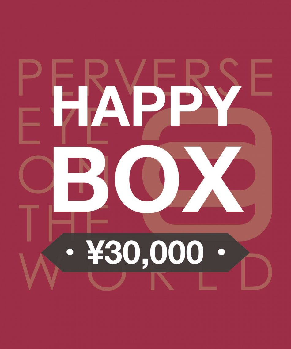 P.E.O.T.W AG HAPPY BOX 3万円