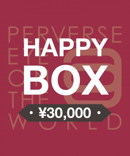 P.E.O.T.W AG HAPPY BOX 3万円