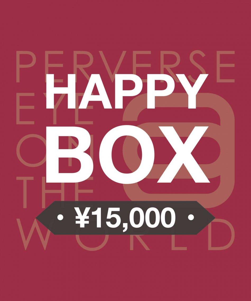 P.E.O.T.W AG HAPPY BOX 1万5千円