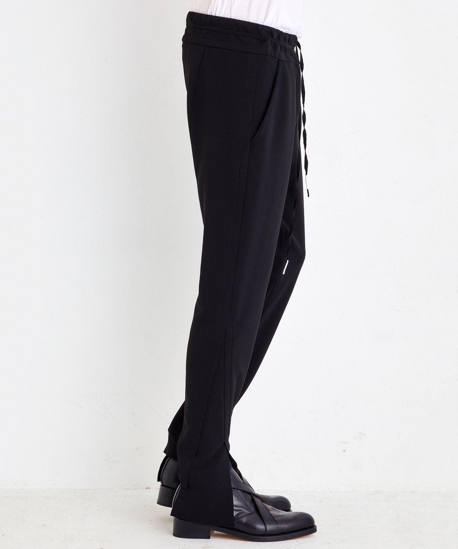PANEL PANTS【Black】