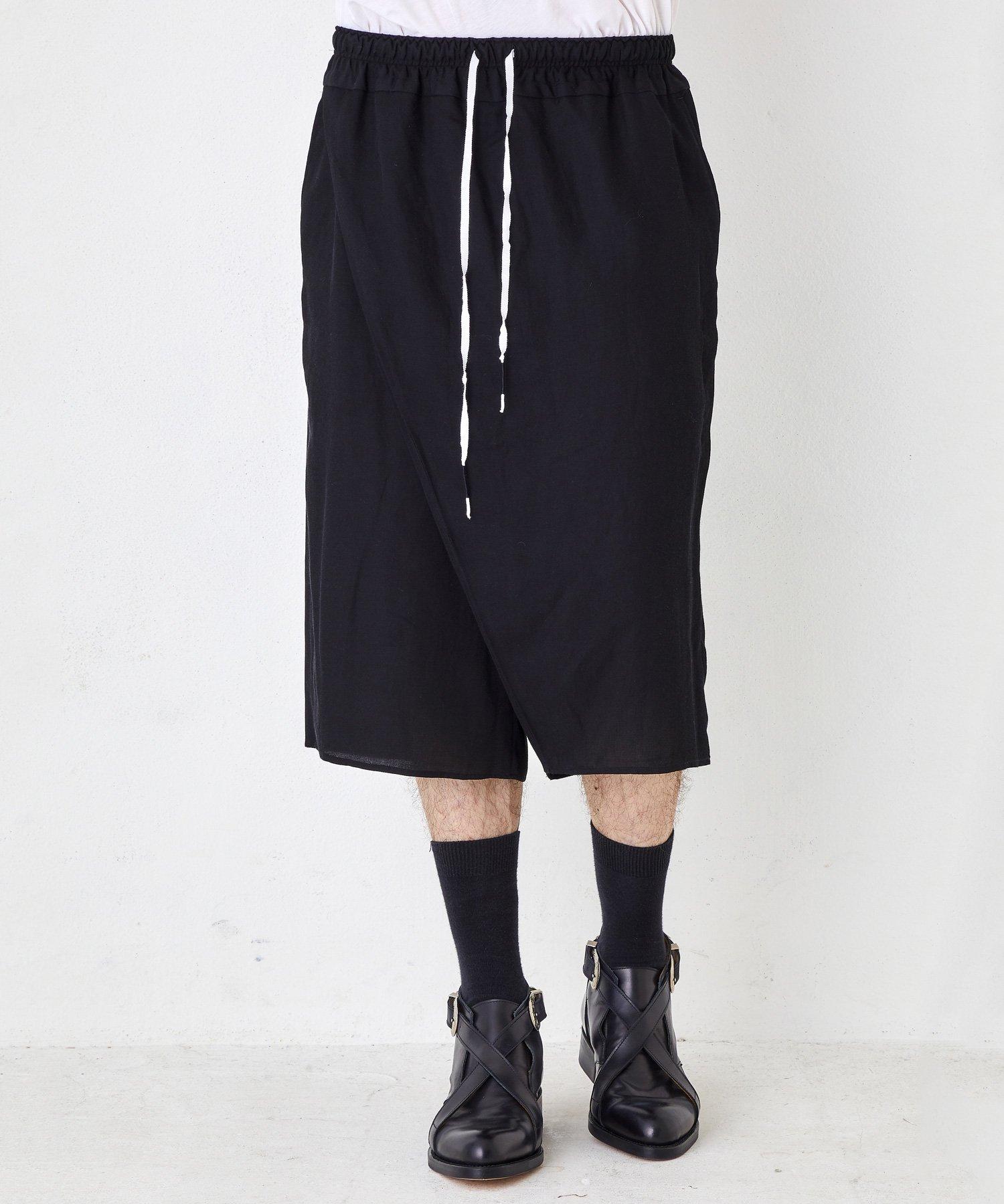 SKIRT SHORTS【Black】