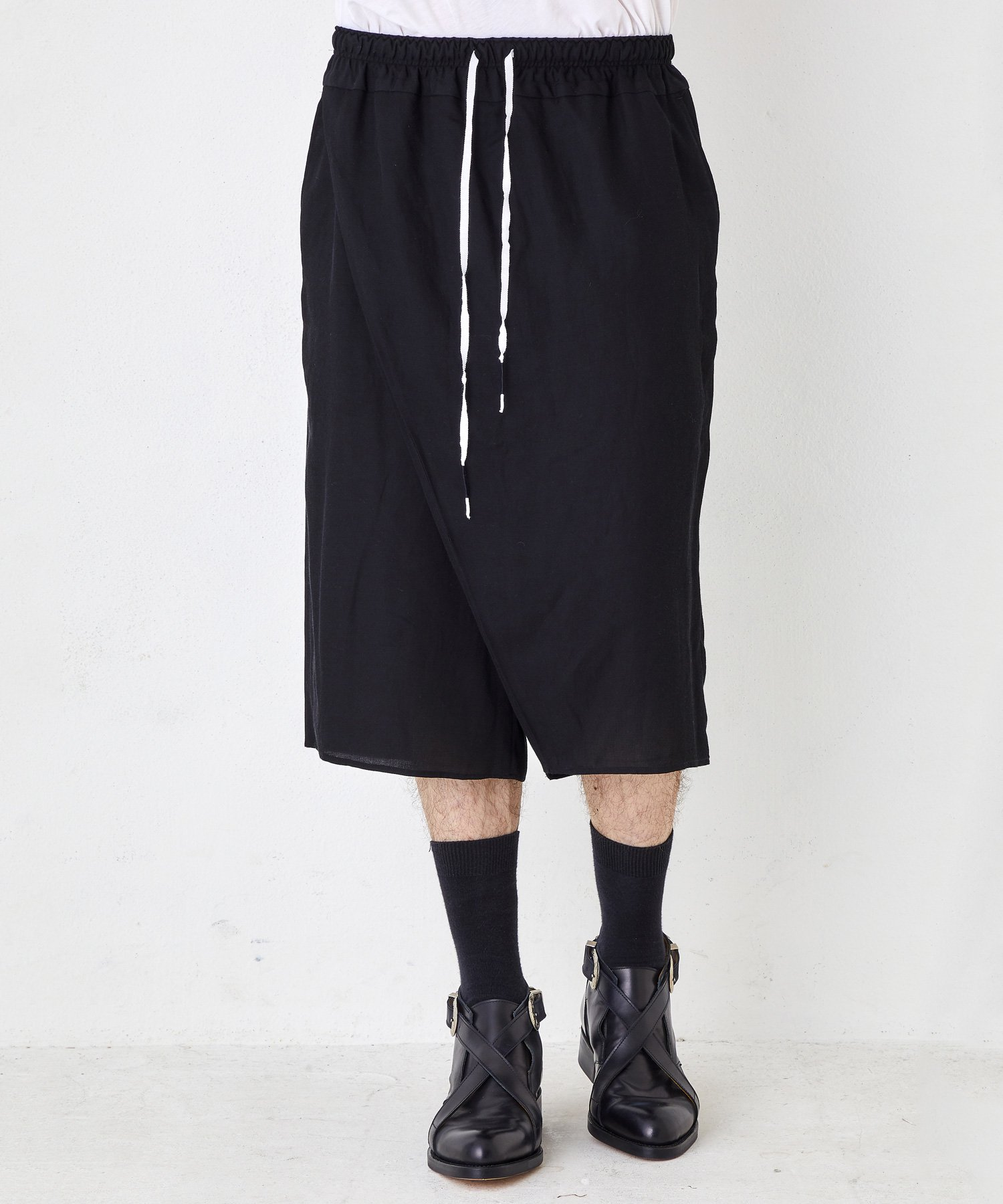 SKIRT SHORTS【Black】