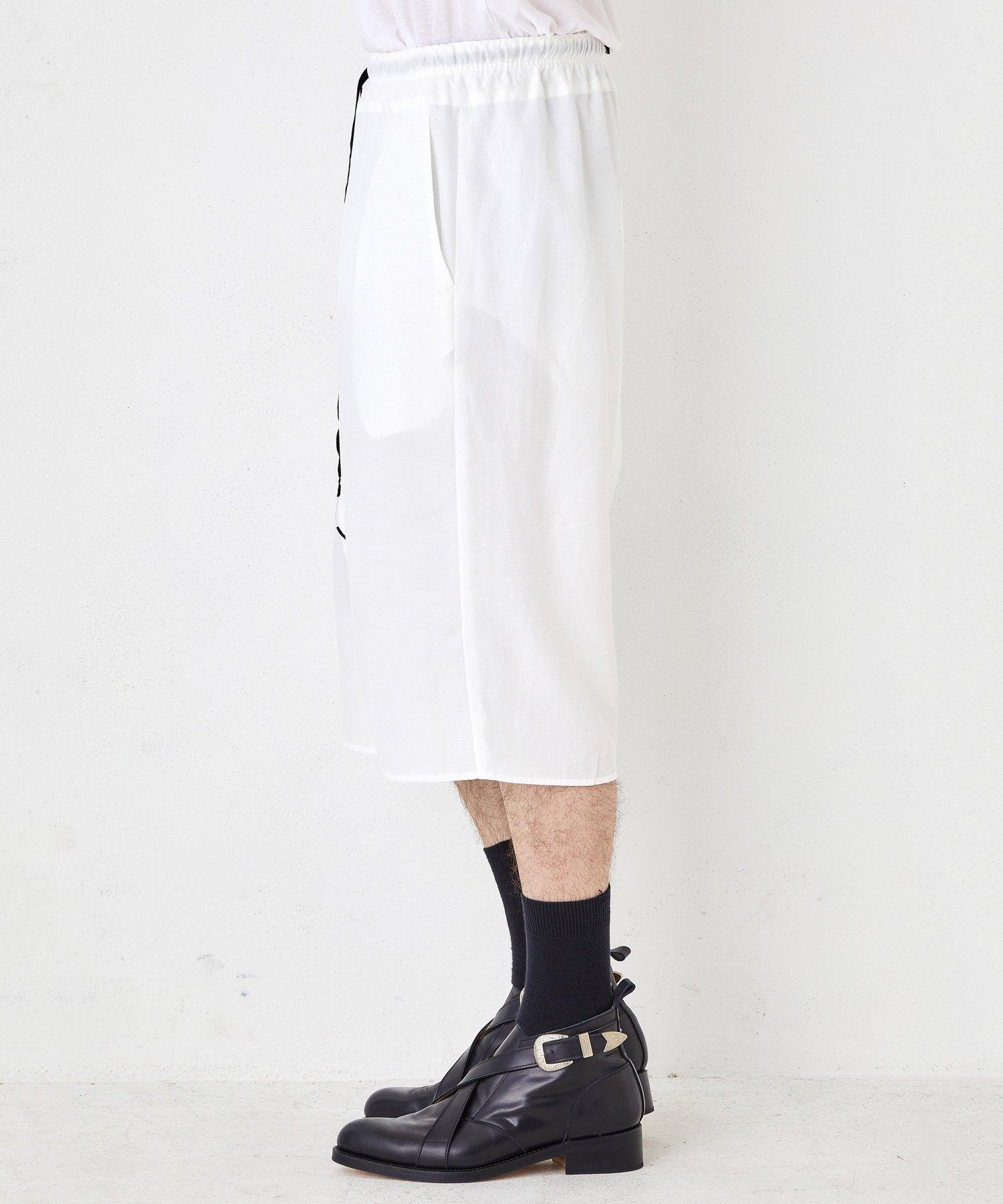 SKIRT SHORTS【White】