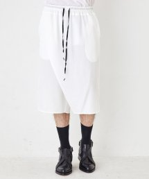 SKIRT SHORTS【White】