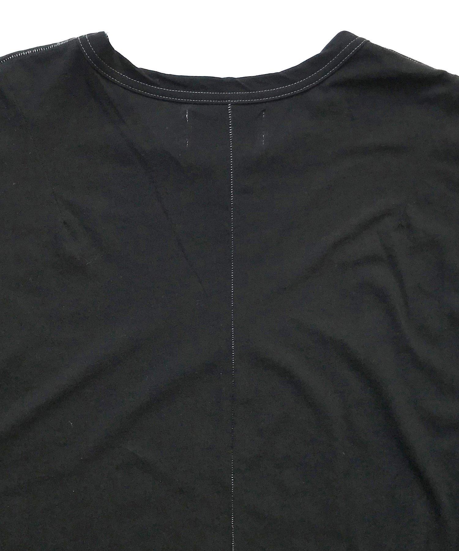 LONG SLIT L/S【Black】&【Off】