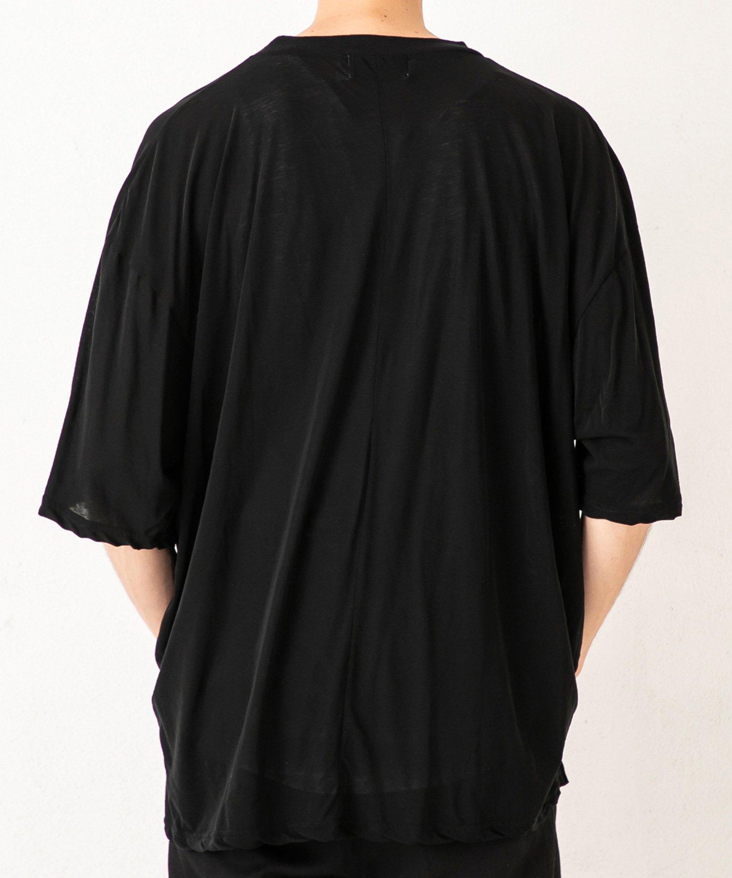 PKT TEE【Black】&【Navy】