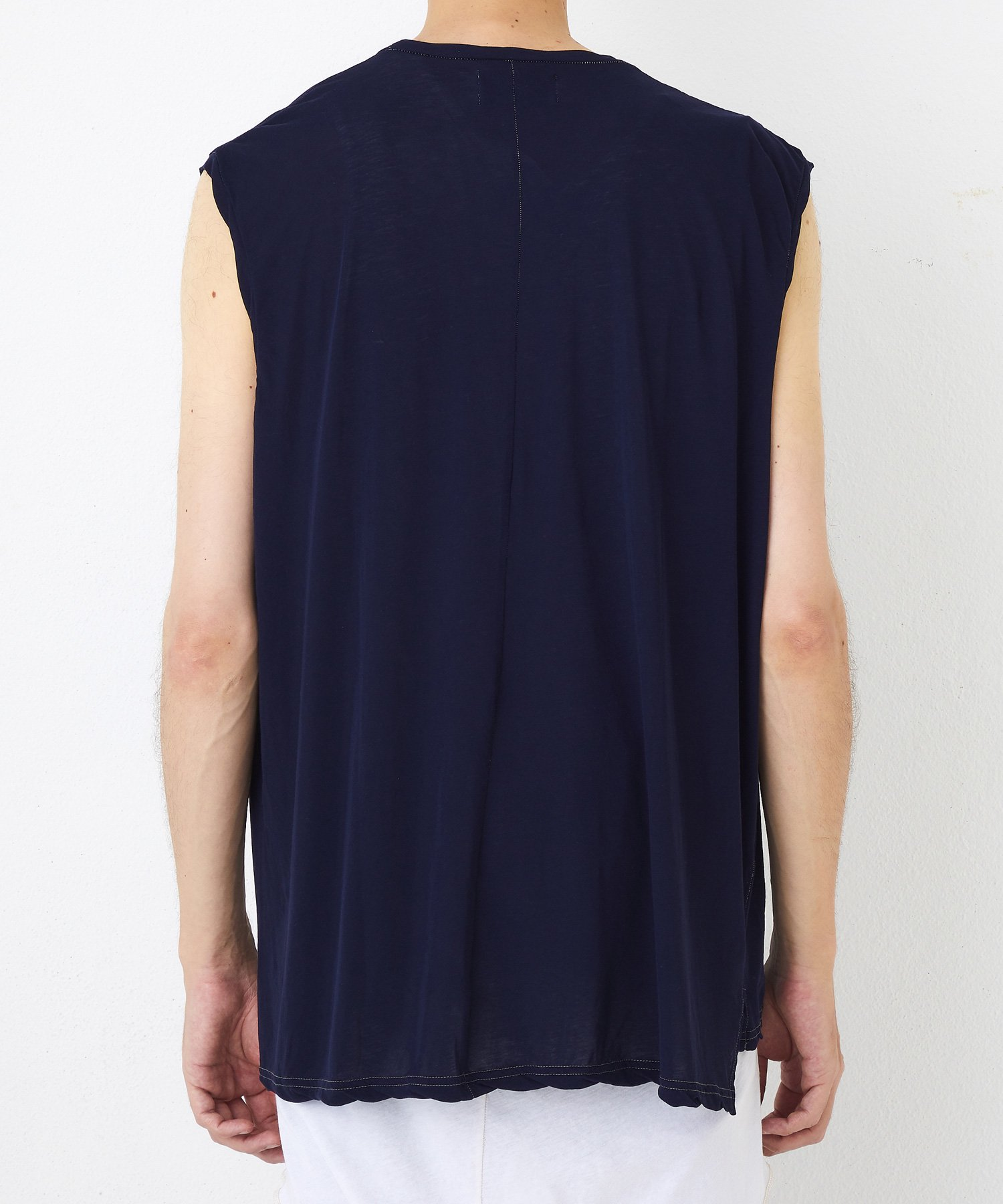 NO SLEEVE【Navy】&【Off】&【Black】