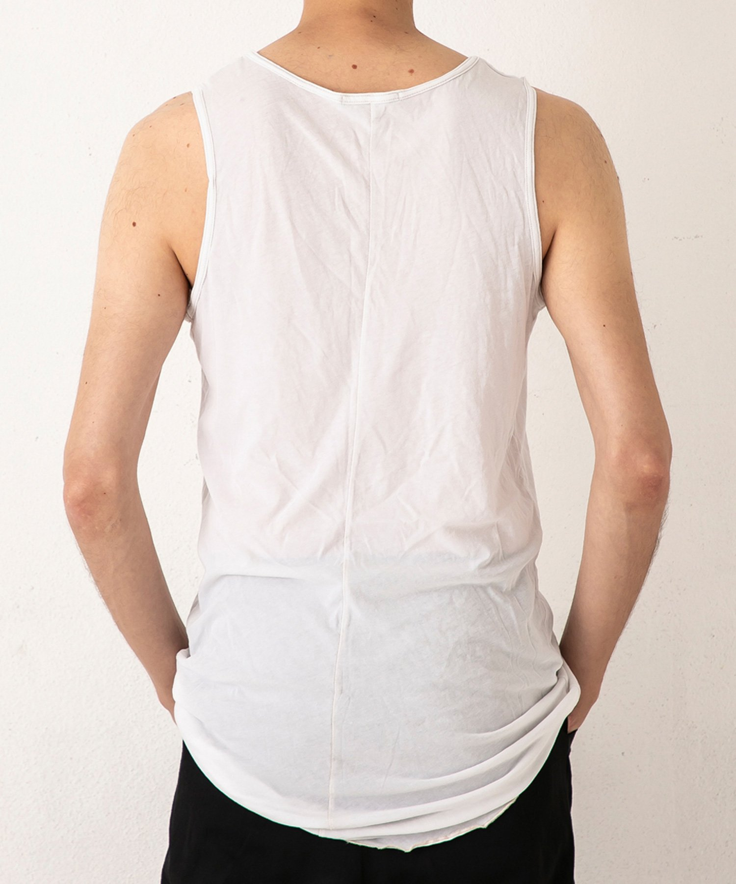 LONG TANK TOP【Off】