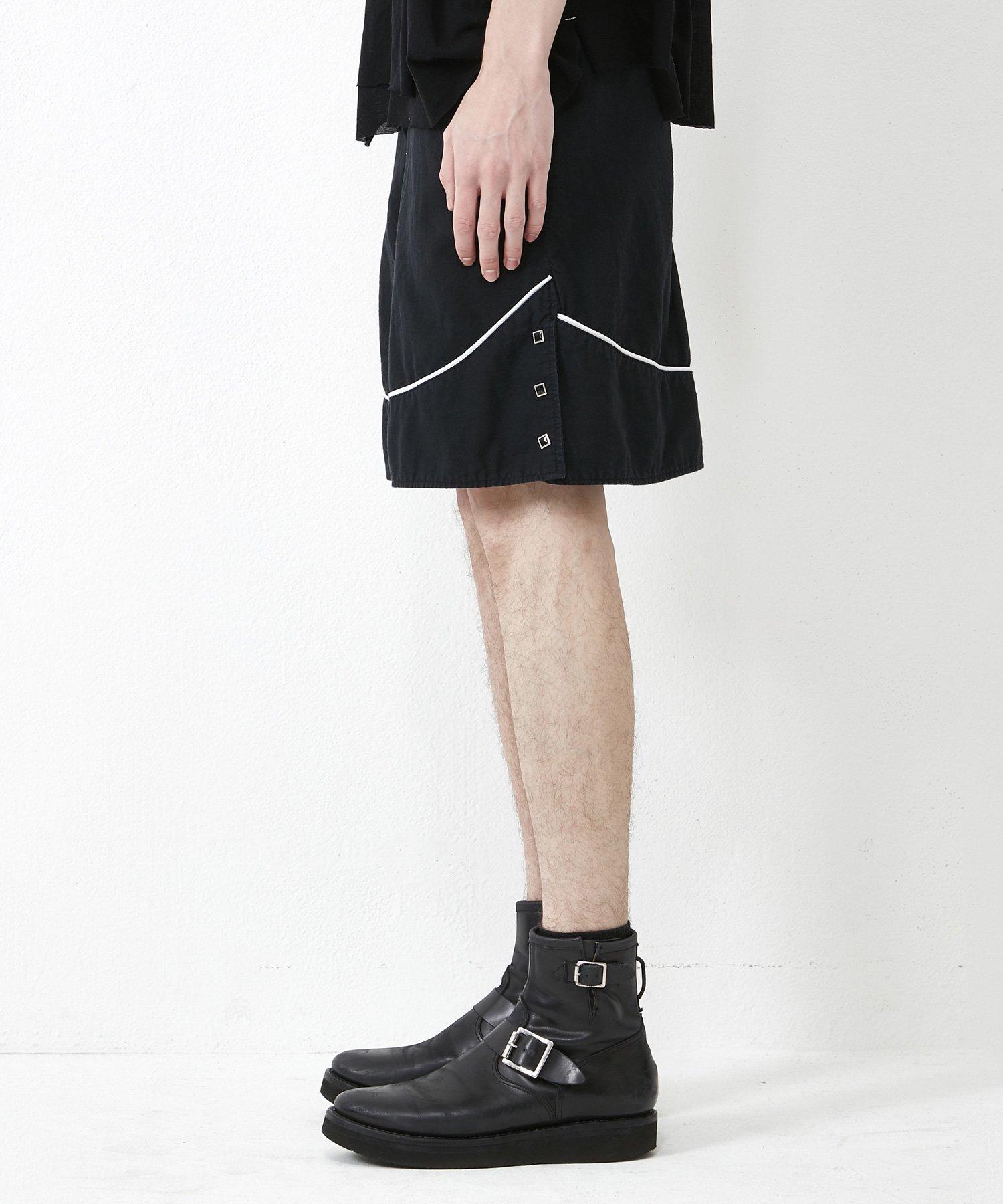 WESTERN SHORTS 【BLACK】