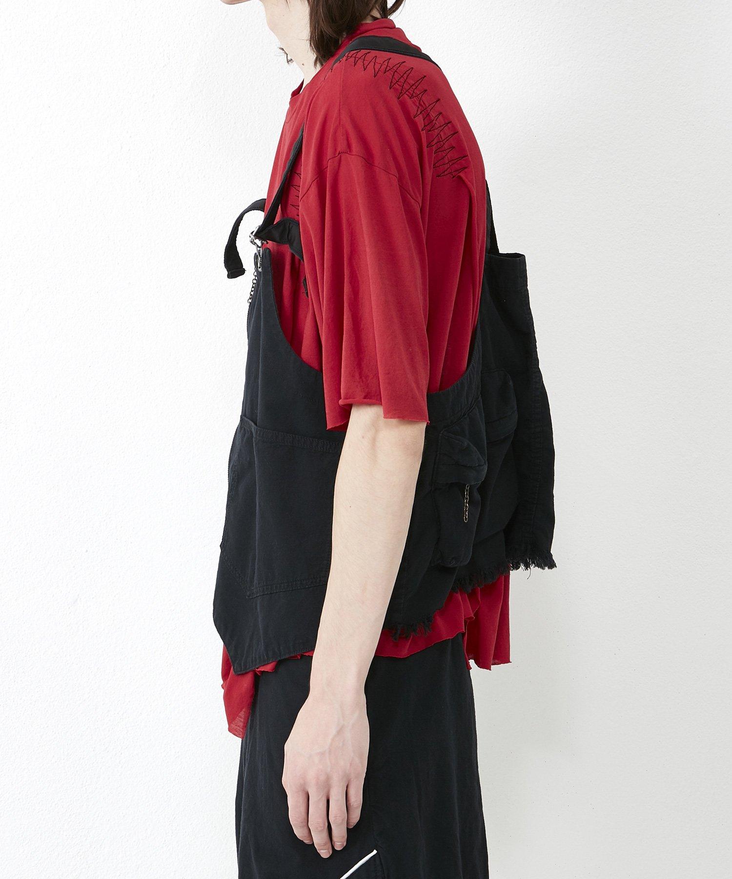 OVERALL BAG 【BLACK】