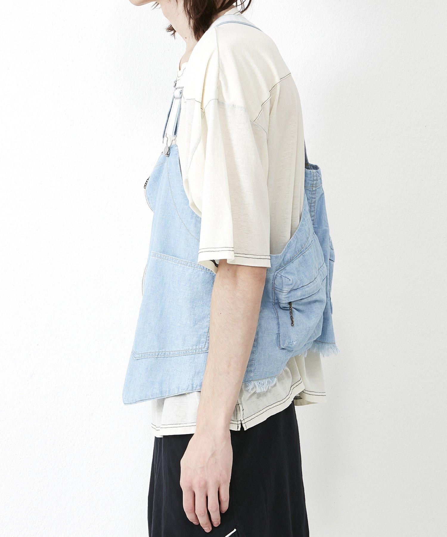 OVERALL BAG 【INDIGO】