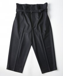 H.WEIST WIDE TROUSERS