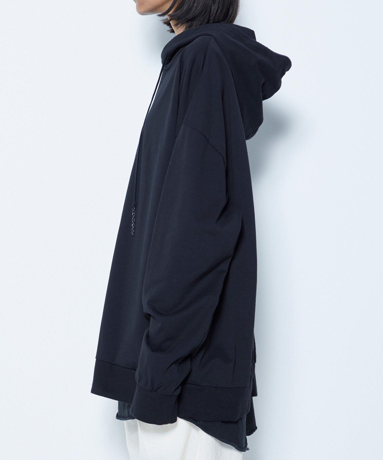 SWT HOODIE 【BLACK】
