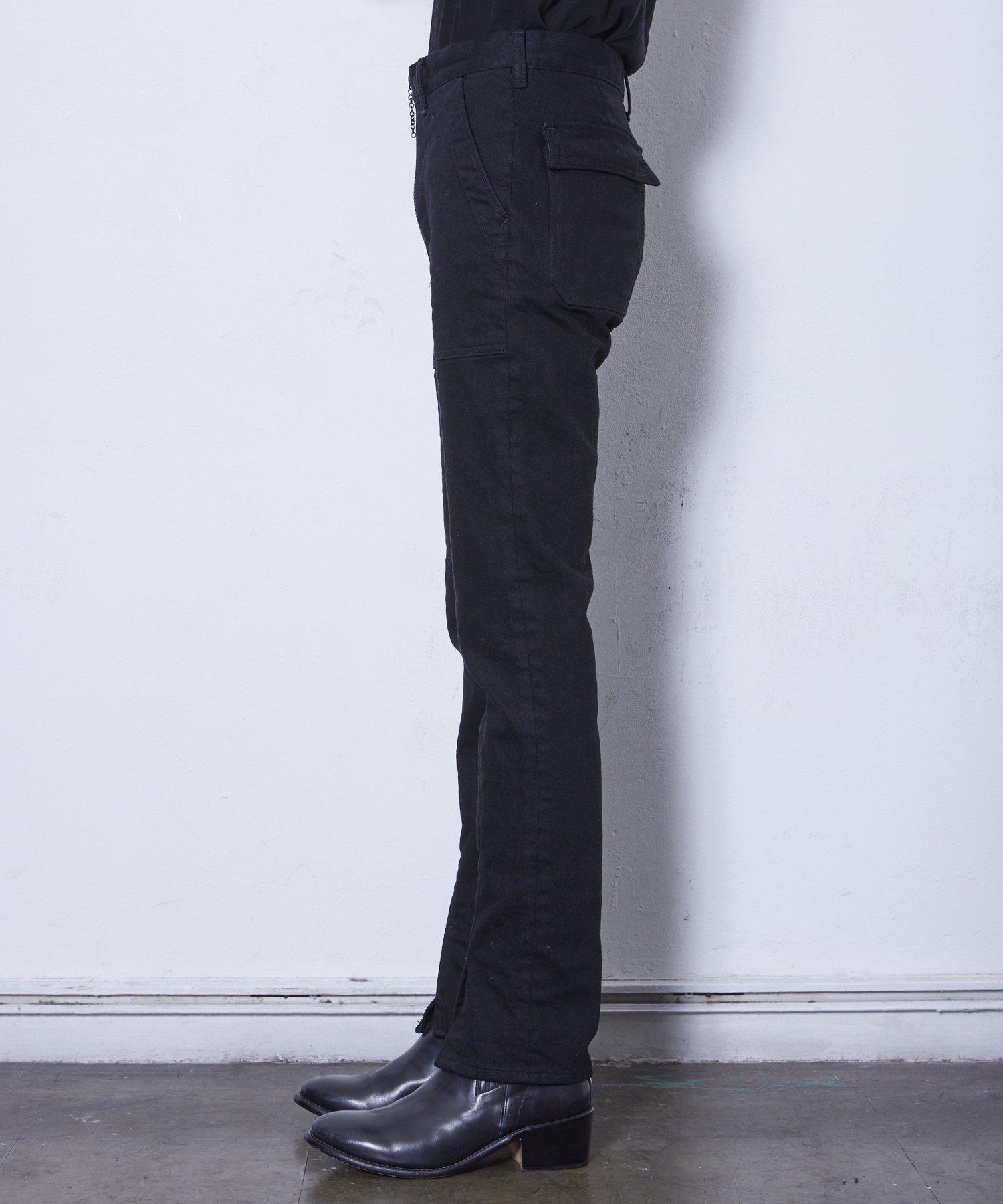 BAKER SKINNY 【BLACK】