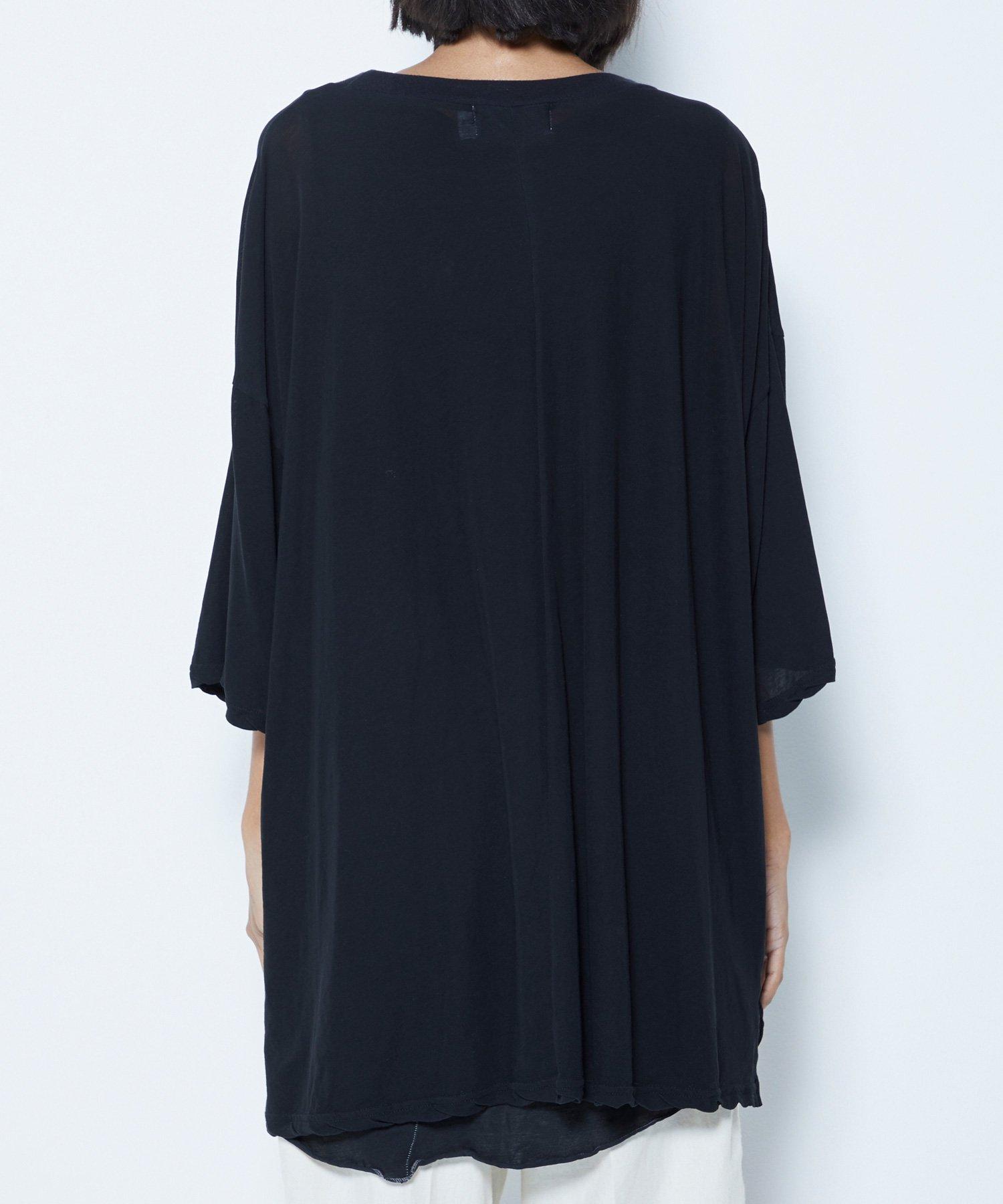 PKT TEE 【BLACK】