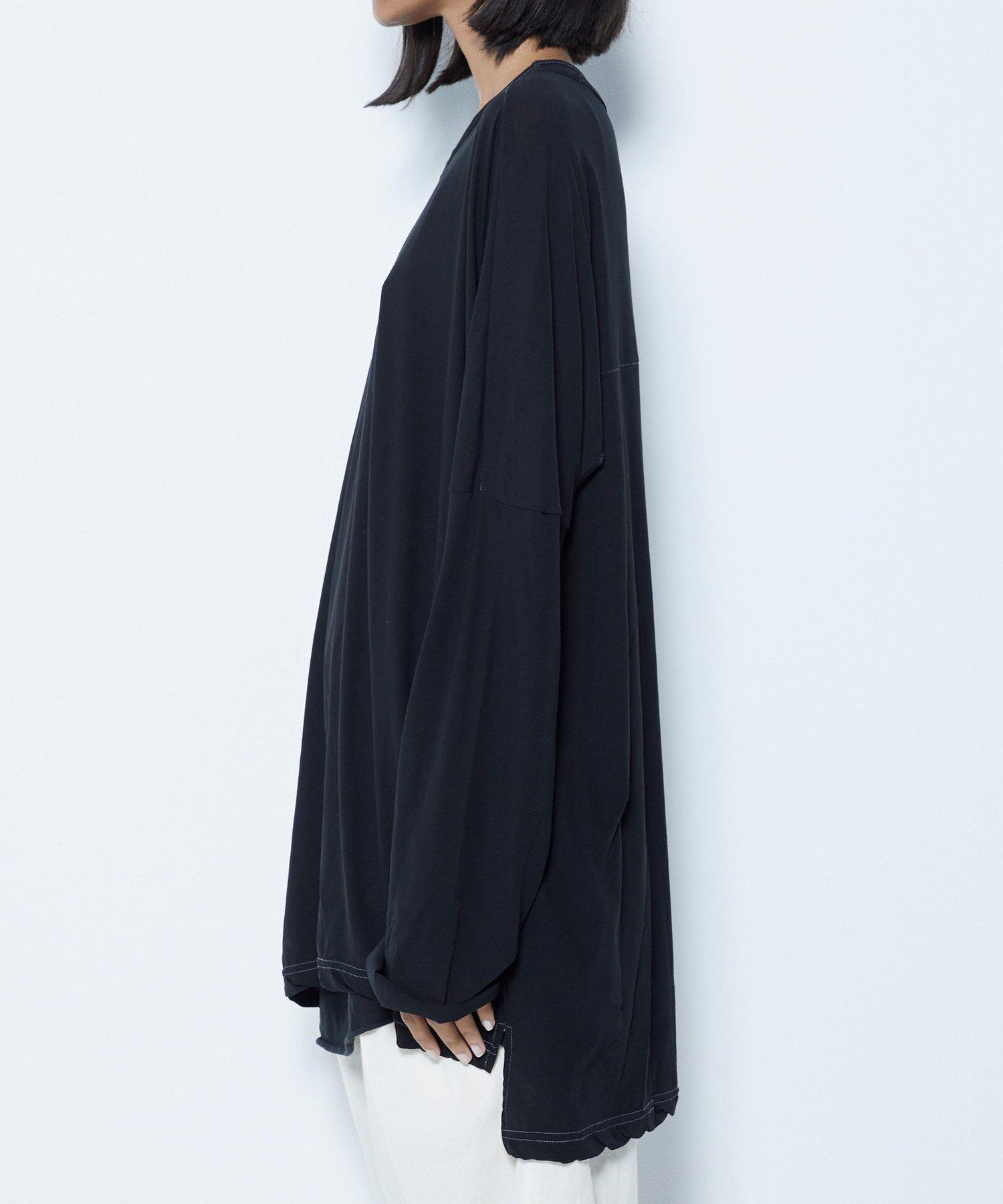 DOLMAN L/S 【BLACK】