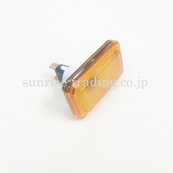 PORSCHE サイドマーカーランプ オレンジ 2BM003647021