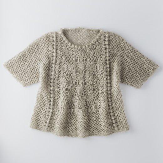 モヘヤセーター