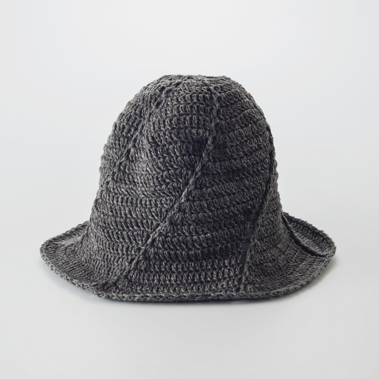 スパイラル帽子(1本取り)