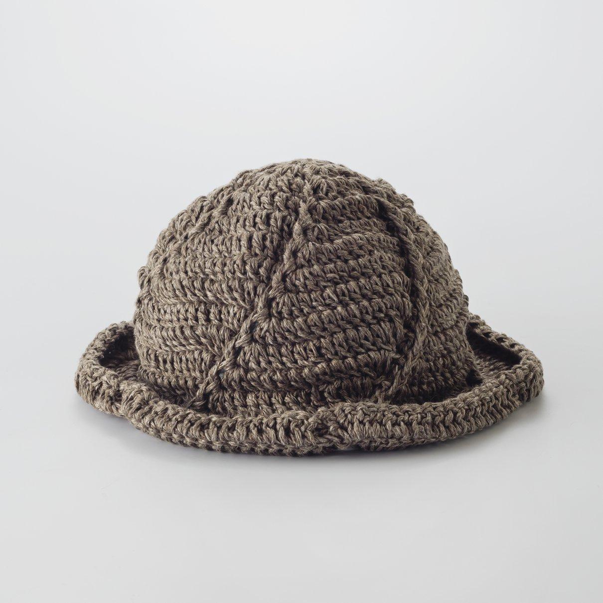 スパイラル帽子(2本取り)