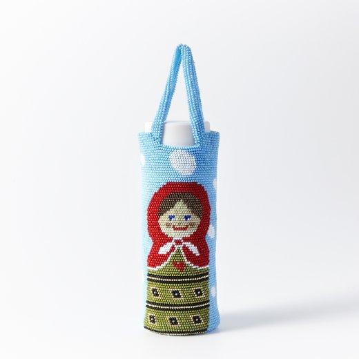 マトリョーシカのボトルカバー(製品)