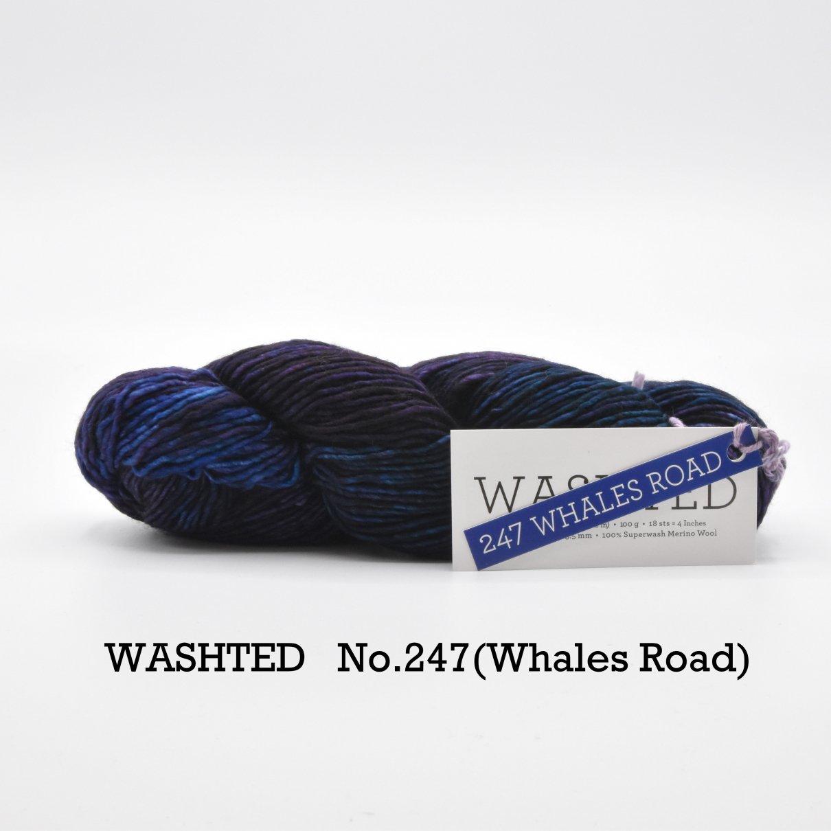 マラブリゴ ウォッシュテッド No.247、723、722