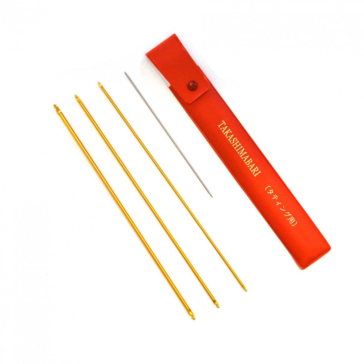 高嶋タティング針4サイズセット