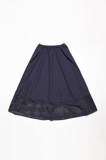 レースの切り替えスカート(キット)