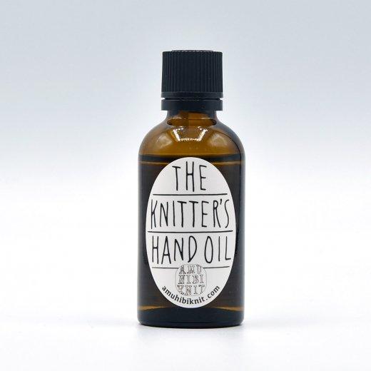 The Knitter's hand oil(ハンドオイル)