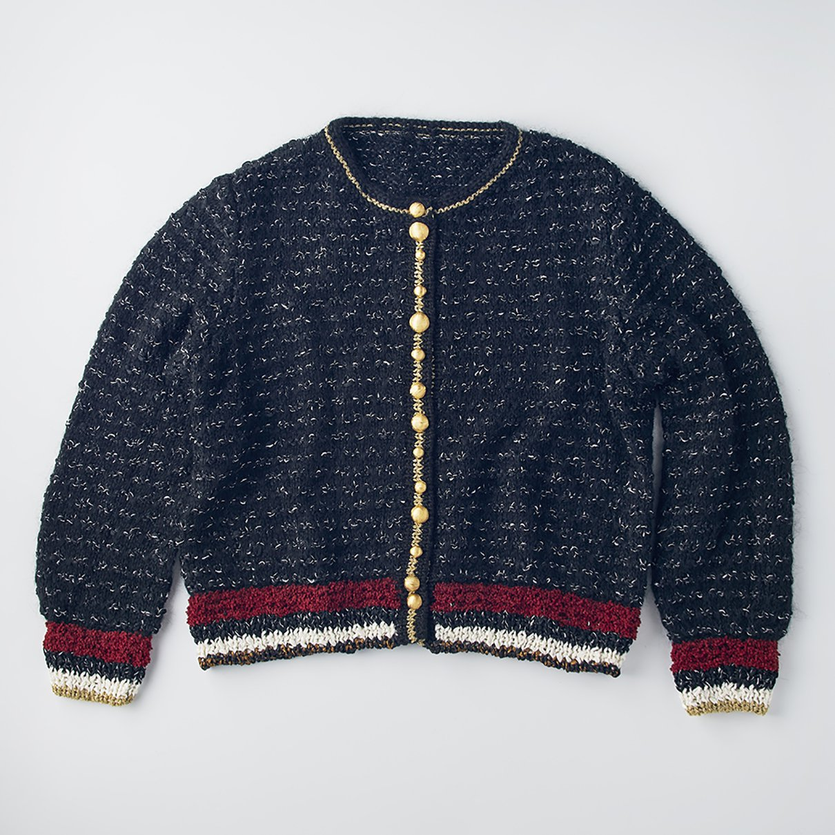 異素材使いのジャケット