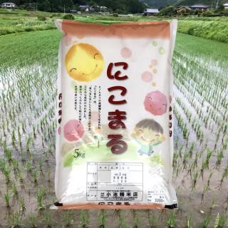 特別栽培米 愛媛県西予市産 にこまる5�