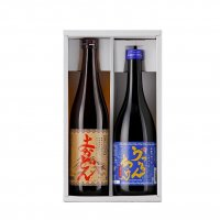 ご当地リキュール酒2種飲み比べセット(うっちんちゅ、よかどん)