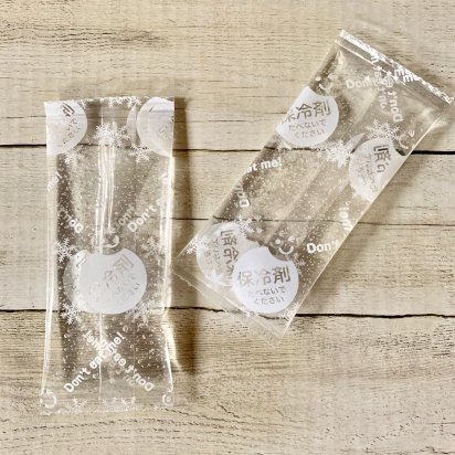 別売リンクルマスク用保冷剤(2個) ネクタイ・ストールの通販ZAIKI おすすめ