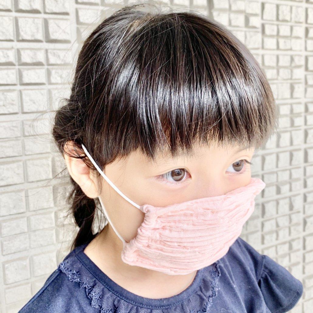 ネクタイ・ストールの通販 ZAIKI リンクルマスク(西陣織マスク【子供用】)+保冷剤セットの商品画像