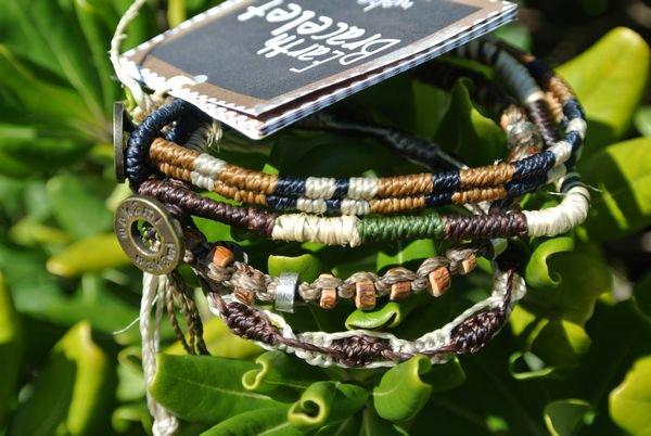 Wakamiブレスレット Earth Braceletユニセックス 通販
