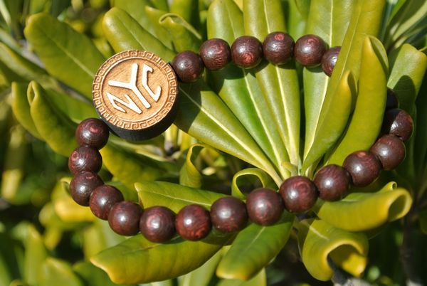 GOODWOOD NYCブレスレット NYC Token Bracelet Natural Brown 通販