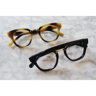 Amber Glasses<br>[Olive/Black]