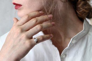 REN'S ROSE -Ring-