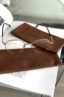 Gold Frame Glasses<br>[Gold]