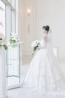 ーRentalー<br>LALs brides Wedding Dress<br>【stella】