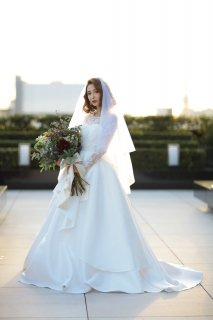 ーRentalー<br>LALs brides Wedding Dress<br>【Luna】