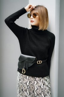 <img class='new_mark_img1' src='//img.shop-pro.jp/img/new/icons8.gif' style='border:none;display:inline;margin:0px;padding:0px;width:auto;' />Turtleneck Knit P/O<br>[BLACK/CAMEL]