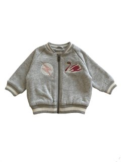 <img class='new_mark_img1' src='https://img.shop-pro.jp/img/new/icons8.gif' style='border:none;display:inline;margin:0px;padding:0px;width:auto;' />Stella McCartney<br>Cotton Embroidery Blouson