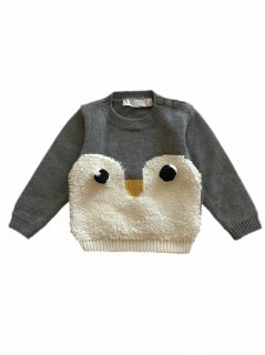 <img class='new_mark_img1' src='//img.shop-pro.jp/img/new/icons8.gif' style='border:none;display:inline;margin:0px;padding:0px;width:auto;' />Stella McCartney<br>Animal Knit P/O