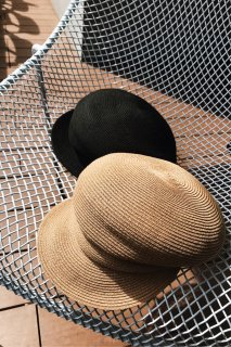 Marine Casquette<br>[BROWN/BLACK]