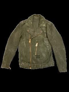 Military Riders Jacket
