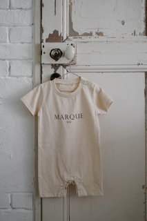 <img class='new_mark_img1' src='https://img.shop-pro.jp/img/new/icons8.gif' style='border:none;display:inline;margin:0px;padding:0px;width:auto;' />MARQUE Baby Rompers<br>[BEIGE]