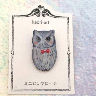 kaori-art ミニピンバッチ アフコノ