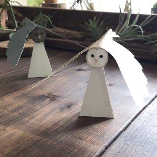 torinotorio   ヤジロバード(Barn Owl)