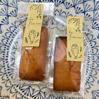 居茶屋のほ 発酵バターの贅沢フィナンシェ 2個